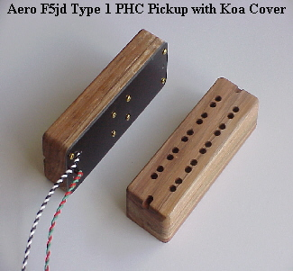 F5jd Type 1 PHC with Koa Cover