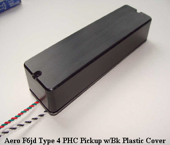 F6jd Type 4 PHC w/Bk Plastic Cover