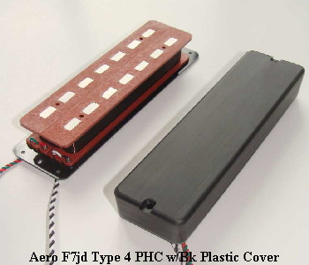 F7jd Type 4 PHC w/Bk Plastic Cover
